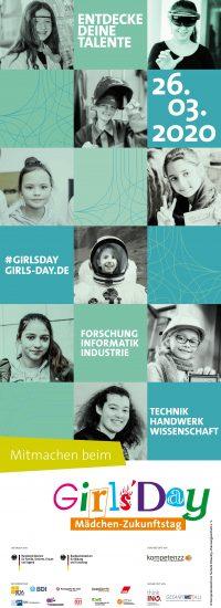 Girls'Day20-Flyer